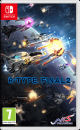 SWITCH R-Type Final 2 - Inaugural Flight Edition
