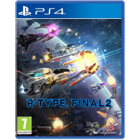 PS4 R-Type Final 2 - Inaugural Flight Edition