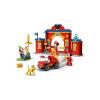 LEGO Mickey & Friends 10776 Hasičská stanice a aut