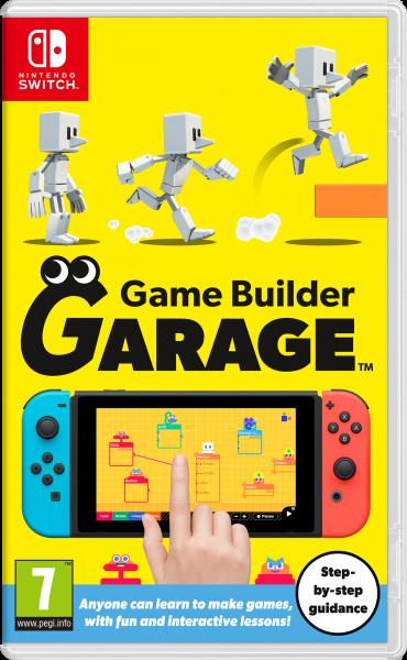 SWITCH Game Builder Garage