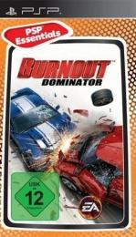 PSP Burnout Dominator Essentials