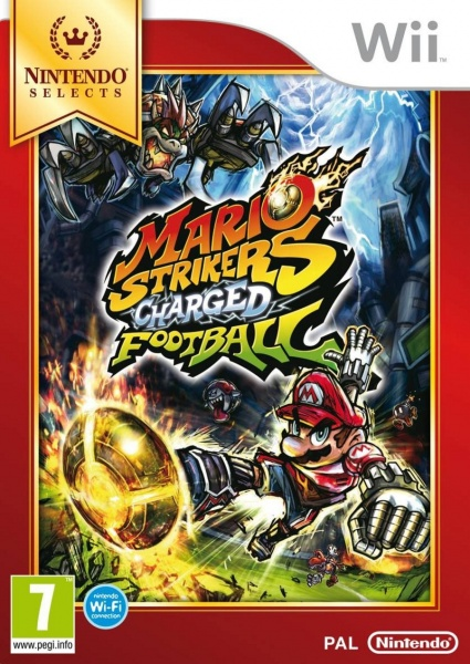 Mario Strikers Charged Football Select