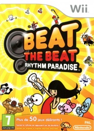 Wii Beat the Beat: Rhythm Paradise