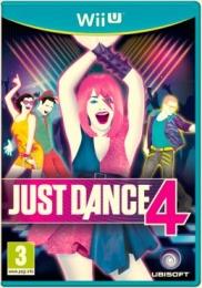 WiiU Just Dance 4