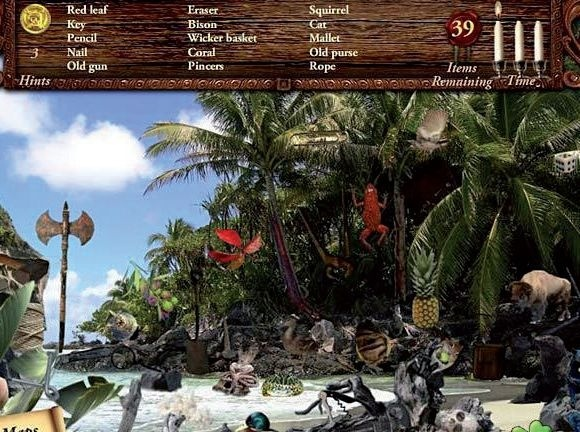 PC Carribean explorer