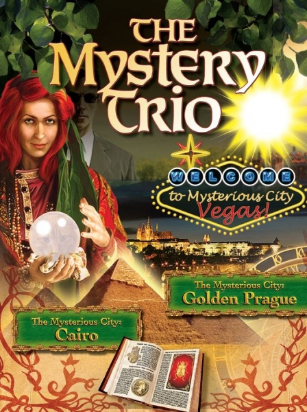 PC The mystery trio