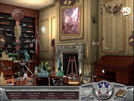 PC Hidden mysteries the Whitehouse