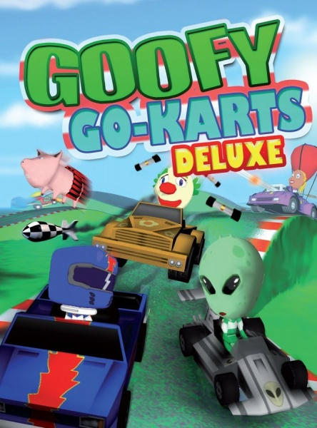 PC Goofy go karts deluxe