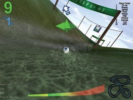 PC Sphere racer