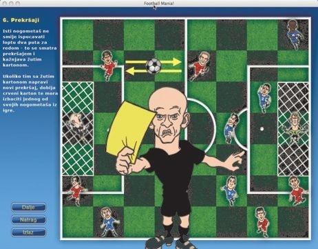 PC Football mania