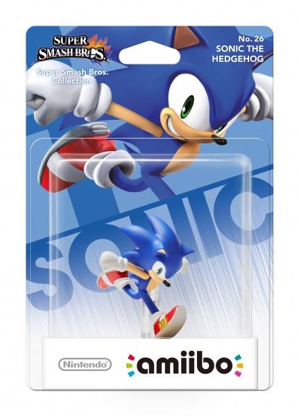 amiibo Smash Sonic 26