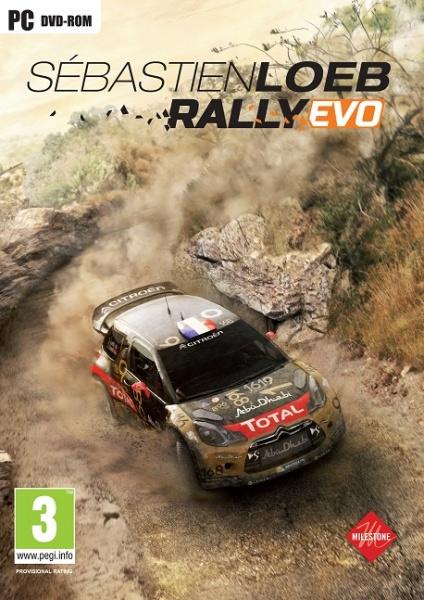 PC Sébastien Loeb Rally Evo