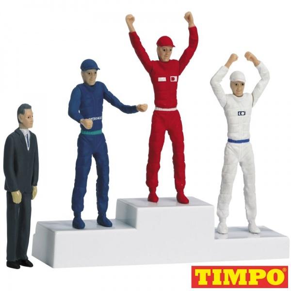 21121 Figurky - Stupně vítězů s figurkami