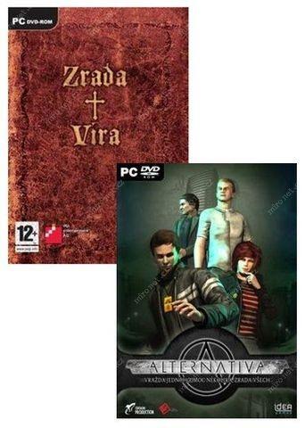PC CZ adventure(2v1)- Alternativa & Zrada a vira