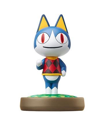 amiibo Animal Crossing Rover