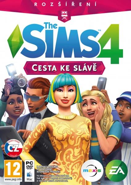 PC The Sims 4 - Cesta ke slávě