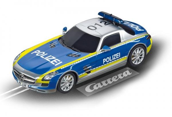 Auto Carrera D132 - 30793 Mercedes-SLS AMG