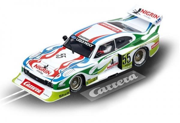 Auto Carrera D132 - 30817 Ford Capri Zakspeed