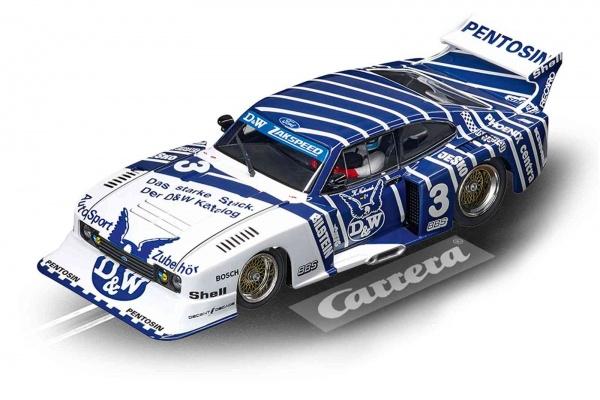 Auto Carrera D132 - 30887 Ford Capri Zakspeed