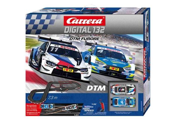 Autodráha Carrera D132 30008 DTM Furore