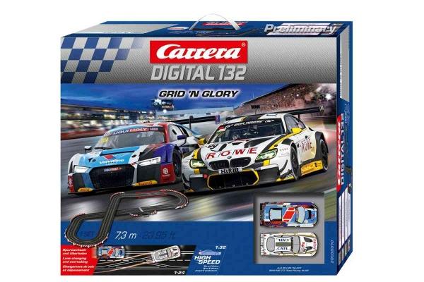 Autodráha Carrera D132 30010 Grid ´n Glory