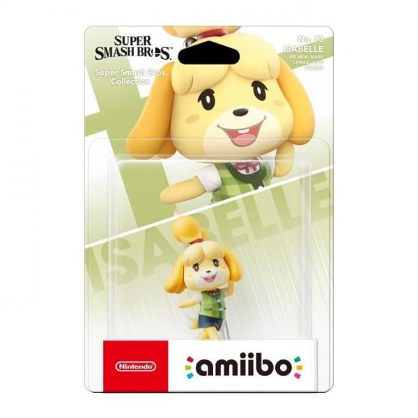 amiibo Smash Isabelle
