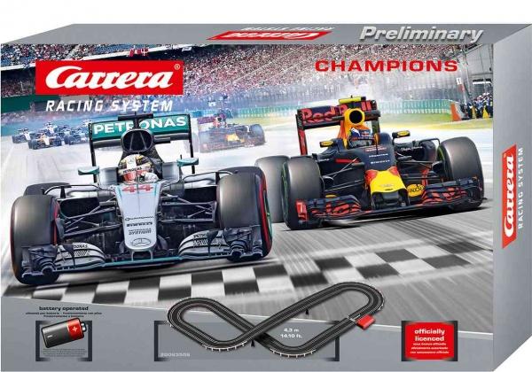 Autodráha Carrera GO B/0 - 63506 Champions