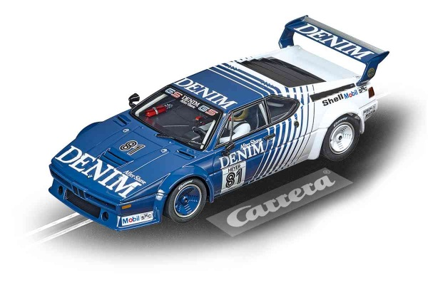 Auto Carrera EVO - 27627 BMW M1 Procar Denim