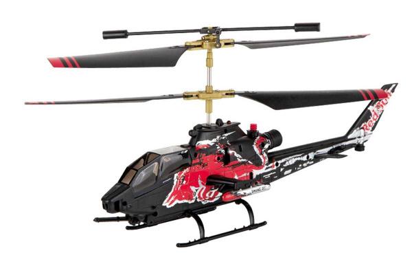 R/C Helikoptéra Carrera 501040 Red Bull Cobra