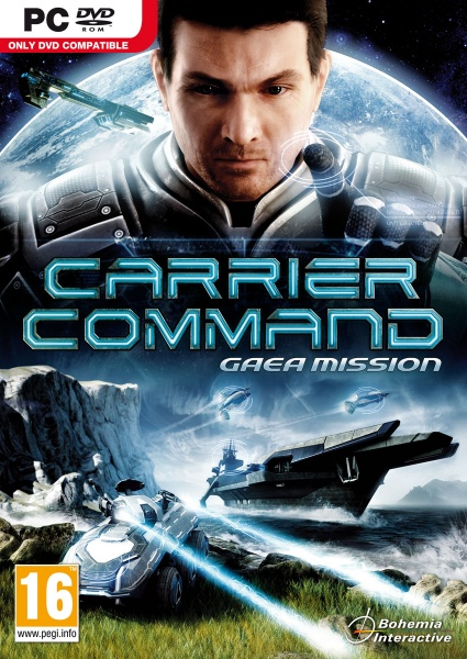 PC Carrier Command Gaea Mission