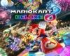 Užijte si zábavnou a zuřivou multiplayerovou hru Mario Kart 8 Deluxe, která vychází tento pátek na Nintendo Switch.