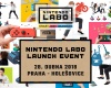 Nintendo Labo Post Lauch Event - 28.4.2018
