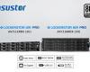 Lockerstor 12R Pro a 16R Pro – Podnikové NAS servery s procesorem Intel Xeon, čtyřmi 10GbE a dvěma M.2 NVMe sloty