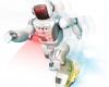 Robot na dálkové ovládání, kterého si naprogramujete