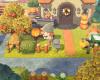 Dýně, kostýmy a Halloween event - podzimní aktualizace Animal Crossing: New Horizons je tady