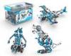 Nové stavebnice, se kterými si postavíte letadla, auta, roboty, raketu a stovky dalších hraček!