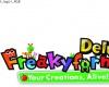 Vytvořte si svého vlastního Formeeho s Freaky forms delux