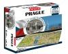 Postavte si mapu/maketu Prahy, včetně všech jeho historických i současných staveb a poznávejte, jak se metropole měnila v průběhu let