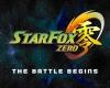 Nepropásněte světovou premiéru anime Star Fox Zero: The Battle Begins