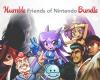 Nintendo & Humble představují zcela nový Humble Bundle pro všechny fanoušky Nintenda