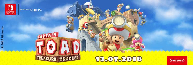 CZ Captain Toad: Treasure Tracker