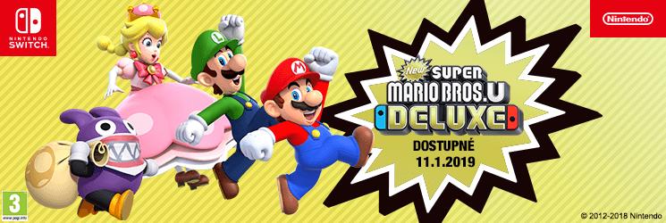 CZ New Super Mario Bros. U Deluxe
