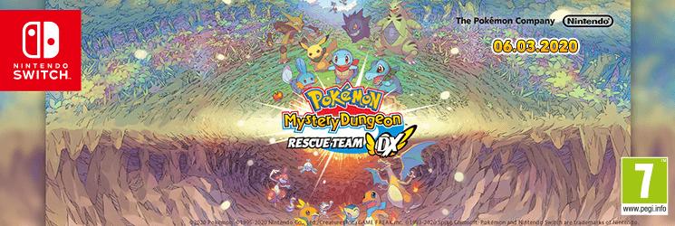 CZ Pokémon Mystery Dungeon