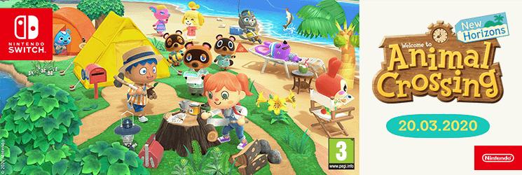 CZ Animal Crossing: New Horizons