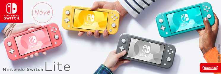 CZ Nintendo Switch Lite Coral