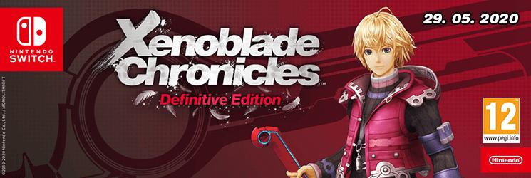 CZ Xenoblade Chronicles: Definitive Edition