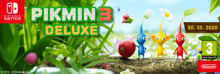 CZ Pikmin 3 Deluxe