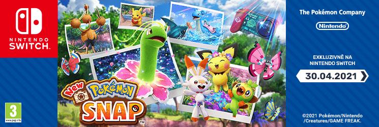 CZ New Pokémon Snap