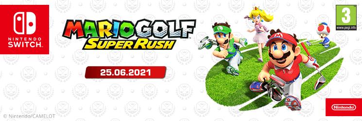 CZ Mario Golf: Super Rush