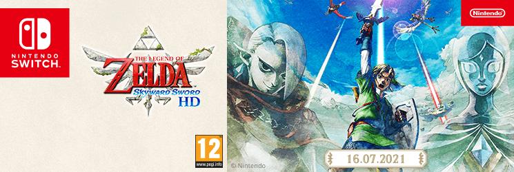 CZ The Legend of Zelda: Skyward Sword HD